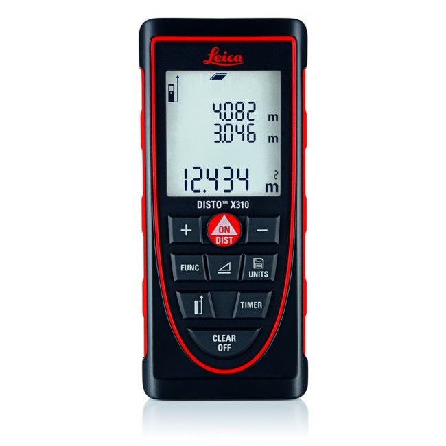 Leica DISTO X310 Laser Measure  Laser Measures  The Tape Store
