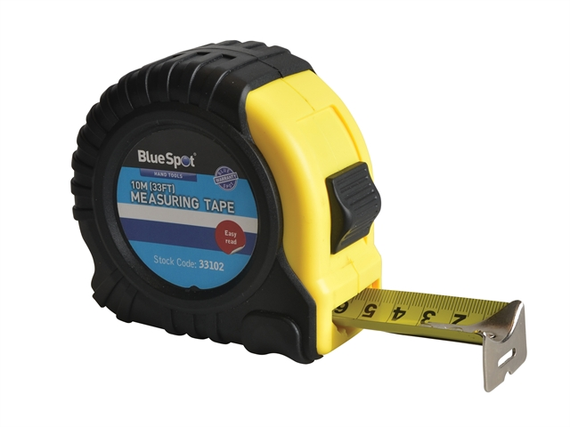 Blue Spot Tape Measures
