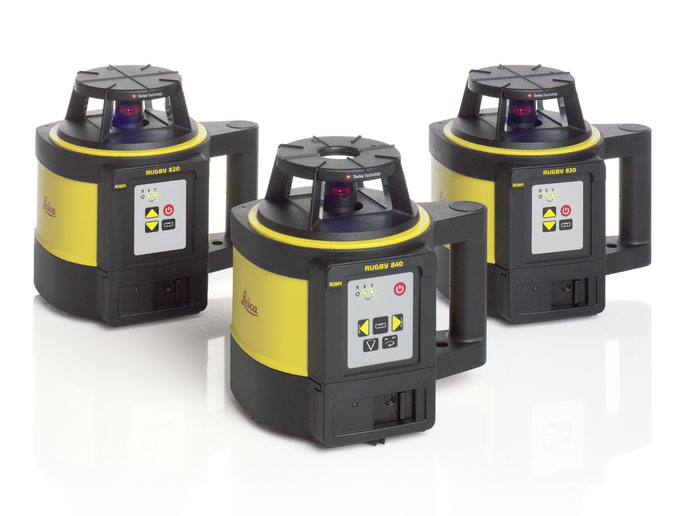 Rotary Laser Levels