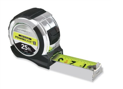 Komelon Tape Measures