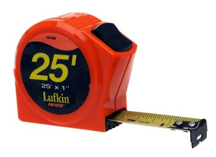Imperial Only Tape Measures