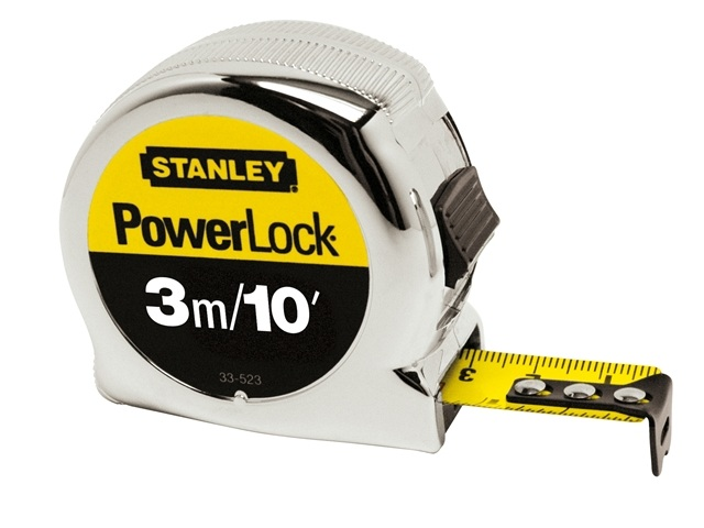 3m / 10ft Tape Measures