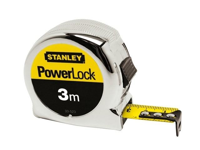 Stanley Powerlock Classic 3m 0-33-522