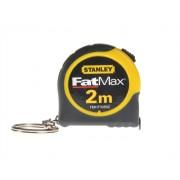 Stanley FatMax 2m Keyring Tape Measure 1-33-856