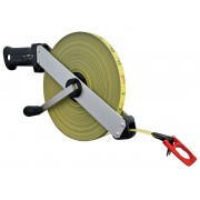 Fisco TC50/15ME Tracker Steel Tape Tough Coat 50m / 165ft
