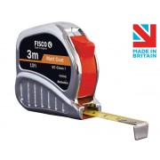 TMC3ME Chrome Tri-matic Tape 3m/10ft