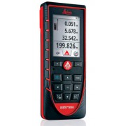 Leica DISTO D510 Laser Measure - Plus FREE Leica IP67 Protective Hard Case (worth £39.95)