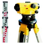 Leica Runner 20 Automatic Level Kit