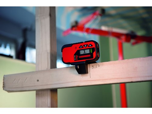 Leica Rvl100 Laser Receiver Amp Bracket The Tape Store