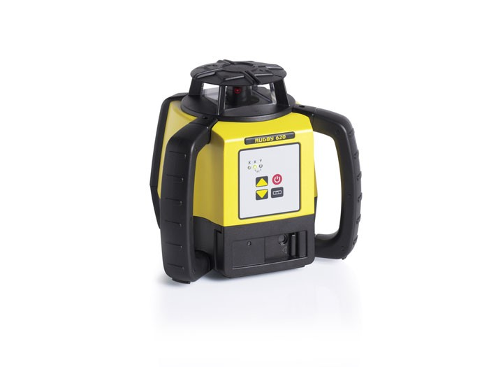 how to use rotating laser level