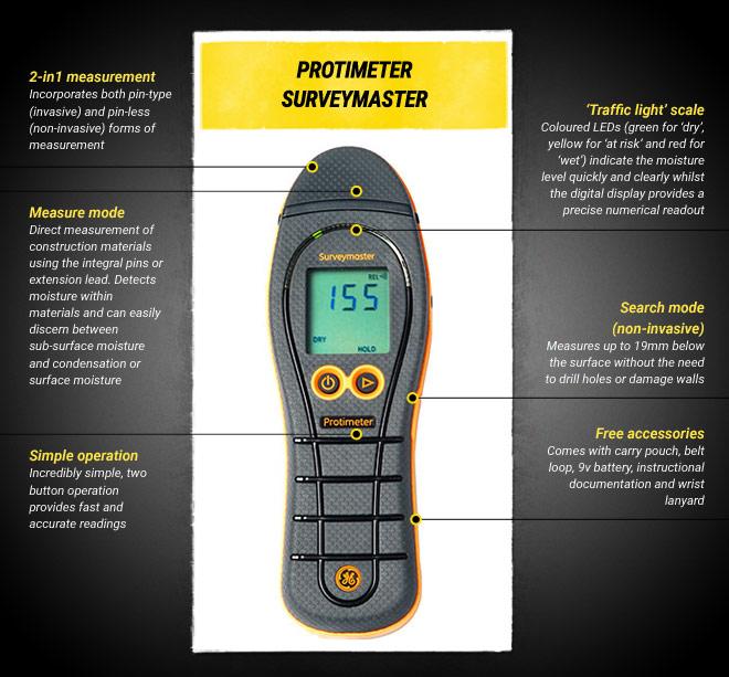 Protimeter Surveymaster